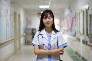 Anesthesia, Doctor, Female, Stethocope, Hospital